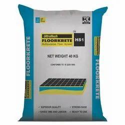 Ultratech Floorkrete Multipurpose Floor Screed HS1