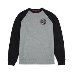 Round Neck Fleece Sweatshirt