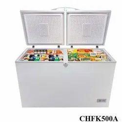 Stainless Steel Blue Star CHFK500A Cooler Cum Freezer