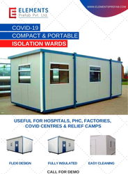 Portable Cabin And Cargo Container