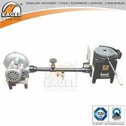Floor Model Air & Gas Furnace