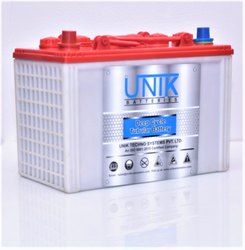 Unik Semi Traction Batteries, For Industrial, 12 V