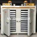 Mother Flux Oven, Capacity: 200-300 Kg