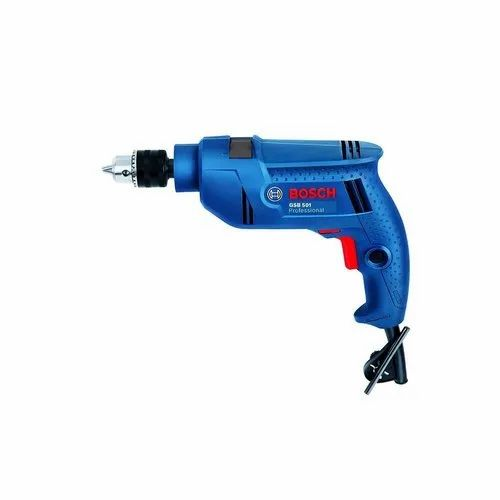 Bosch GSB 501 Professional Impact Drill, 0 - 2.600 Rpm