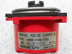Fanuc Encoder Type-A860-0346-T001 A For Axis