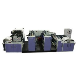 HT 13 Wide Format Flexographic Printing Machine