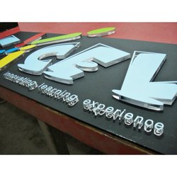 Acrylic Logo Sign Board