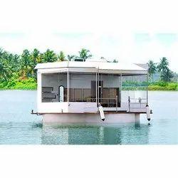 White Float Houseboat