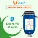 Instant Hand Sanitizer 200 Ltr