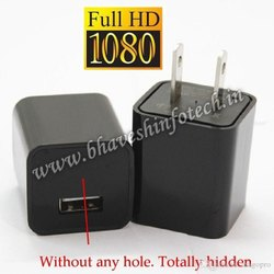 IMPORTED Day WIFI SPY PLUG CAMERA, For Security, Packaging Type: Box Packaging