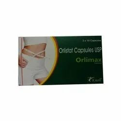 Orlimax 120mg Capsules