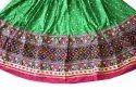 Indian Traditional Lehenga Choli - Dandiya Dance Wear