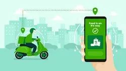 Ui Online Food Delivery Application, In Pune, Development Platforms: Android