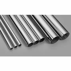 202,304 Stainless Steel Pipe, Size: 1/2 And 2 Inch