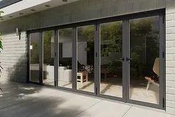 White Standard Double Glazing Doors