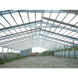 Pre Engineered Steel Building Structure