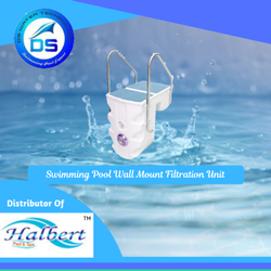 Swimming Pool Wall Mount Filtration Unit