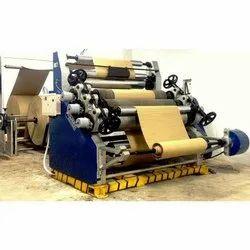 Mild Steel Automatic Corrugated Carton Box Making Machine, Production Capacity: 9000 Sq. Mtr. Per Hour