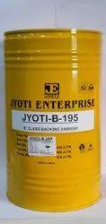 Jyoti B-195 Backing Varnish