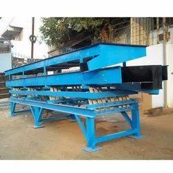 SEW Electrical Sand Screening Machine, Capacity: 5-10 Ton/Hour