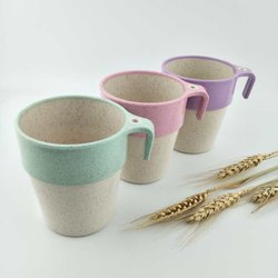 Wheat Straw Mugs