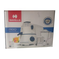 Havells Plastic 2 Jar Juicer Mixer Grinder