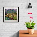 Beautiful Historical Structure Framed Art Print