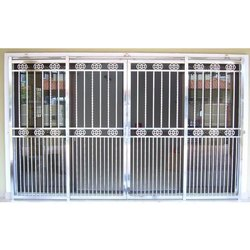Stainless Steel Paint Coated SS Window Grill