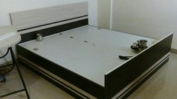 Plywood Modular King size bed