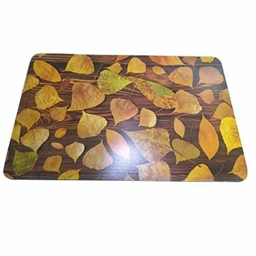 225 & Plastic Dining Table Mat