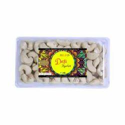 Desi Munchies Borma Cashew W320 (Benin), Pack Size: 1 kg