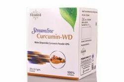 Streamline Curcumin Water Dispersible Powder, Packaging Size: 0.5gm, Packaging Type: Sachet