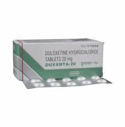 Duvanta Tablet (Duloxetine)
