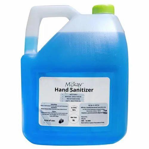 Mckay Alcohol Based Hand Sanitizer