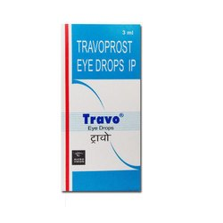 Travoprost Eye Drops IP