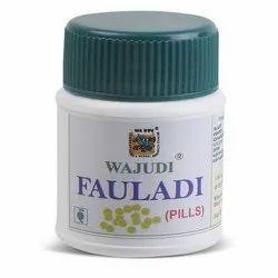 Wajudi Fauladi Pills (Mens Sexual Wellness & Health Power), 30 Tablet, Packaging Type: Bottle