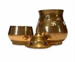 Brass Kapoor Lamb