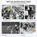 Oriley 30 Days Validity Shutout Card Portable Air Sanitization Card