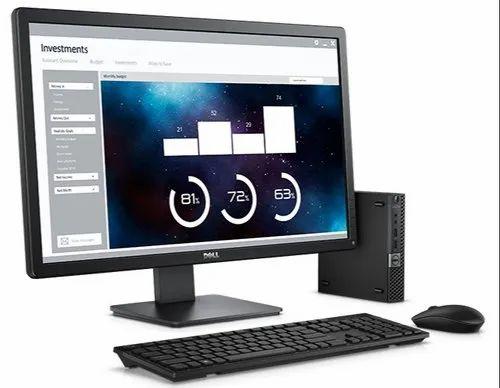 Desktop System - DELL 3060 MT Desktop - Intel Core i3-8100/4 GB/1 TB