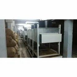 Ammonia Cold Storage Chamber