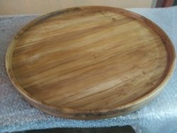 Wooden Trays And Plate