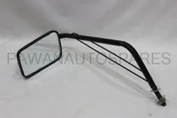 Three Wheeler Mirror Rod