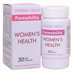 Women's Health Care Supplement - Femohills - 30 Capsules