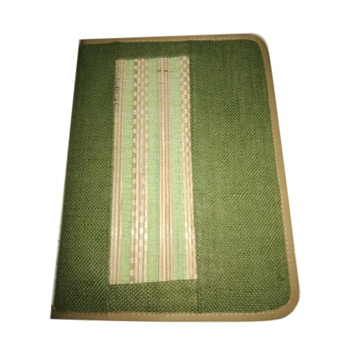 Jute File Folder, Size: 13.00x9.00 Inches