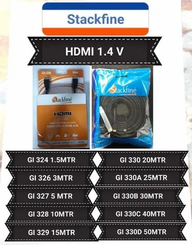 Stackfine HDMI Cable