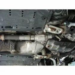 Auto Engine Exhaust Flex Pipe