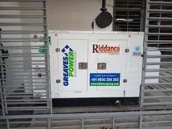 15 kVA Greaves Power Diesel Generator, 3-Phase