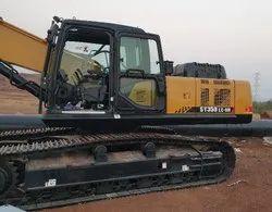 SANY 350 Excavators on Rent