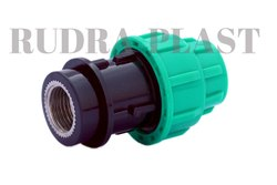 PP Female Threaded Adapter