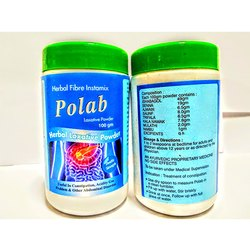 Herbal Laxative Powder, Packaging Size: 100 Gm, Packaging Type: Bottle